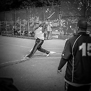 Bad Intentionz v Indians- weekend softball, Brooklyn, NY - October 2013