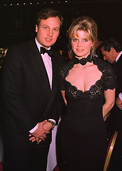 The MARQUESS & MARCHIONESS OF MILFORD HAVEN at a ball in London on 4th March 1998.MFY 19