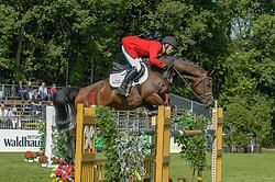 , Warendorf - Bundeschampionate 03 - 07.09.2003, Callistus - Hannöver, Richard怀