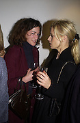 Laura Bailey. Dom Perignon collection, 'Platinum' by David Bailey. Hamiltons, 19 November 2002. .© Copyright Photograph by Dafydd Jones 66 Stockwell Park Rd. London SW9 0DA Tel 020 7733 0108 www.dafjones.com
