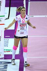 01-05-2017 ITA: Liu Jo Volley Modena - Igor Gorgonzola Novara, Modena<br /> Final playoff match 1 of 5 / PICCININI FRANCESCA<br /> <br /> ***NETHERLANDS ONLY***