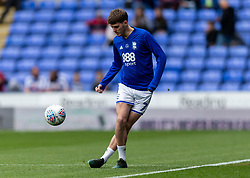 Birmingham City's Connor Mahoney during the warm up
