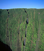 Waimanu Valley, Kohala Mountains, Island of Hawaii, Hawaii, USA<br />