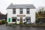 Botanica restaurant on the 3rd November 2018 in Tighnabruaich in the United Kingdom.