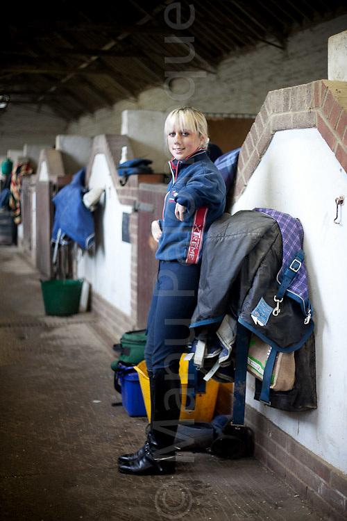 Emma Kent - Olympic Paradressage squad