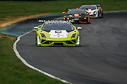 August 22-24, 2014: Virginia International Raceway. #76 Aaron Povoledo, Corey Lewis, Musante Motorsport, Lamborghini of Boston