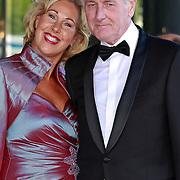 NLD/Amsterdam/20110527 - 40ste verjaardag Prinses Maxima, Johan Remkes en partner ............