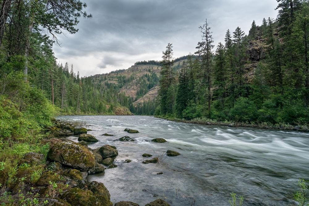 Grande Ronde River, Northeast Oregon.