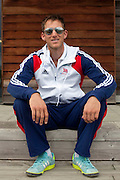 Mcc0038874 . Daily Telegraph..DT Sport..Matt Langridge, Mens Eight.The announcement of the GB Rowing Crews for the first World Cup.. .Reading 4 April 2012