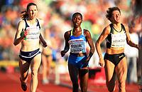 Friidrett , 6. juni 2008 , Golden League , Bislett Games<br /> <br /> <br />  Nyangau Ruth BISBORI ,KEN 3000 m hinder