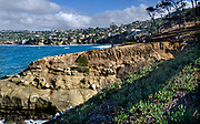 Coast Walk Trail at La Jolla Cave San Diego California