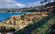 Coast Walk Trail at La Jolla Cave San Diego California