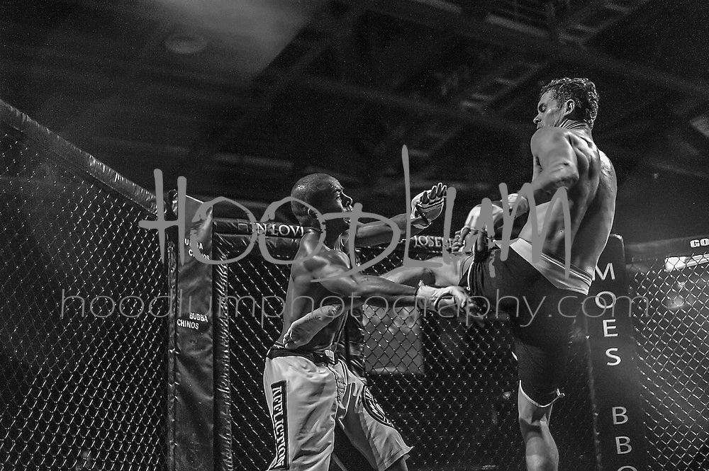"""Shots from the Sparta Combat League """"Havoc at The Hellespont"""" Event September 27, at the Budweiser Event center in Loveland Colorado."""
