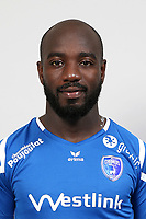 Alliou Dembele during Photoshooting of Niort for new season 2017/2018 on September 12, 2017 in Niort, France. <br /> Photo : CNFC / Icon Sport