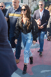 Cheryl Cole leaving l'Oreal fashion show during Paris Fashion Week Womenswear Spring - summer 2019 held in Paris, France on september 30, 2018. Photo by Nasser Berzane/ABACAPRESS.COM.