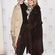 Portia Freeman Arrivals at La Bohème VIP Performance on 29 January 2019 at London Coliseum, London, UK.
