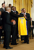 Lakers at White House