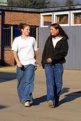 Lynsie & Taylor In Jnco Jeans