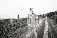Dag Johan Sundby owner of Johan Vineyards, Oregon, USA