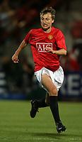 Photo: Paul Thomas. <br /> Dunfermline v Manchester United. Pre season Friendly.<br /> 08/08/2007. <br /> <br /> Magnus Wolff Eikrem of Utd.