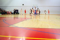 - Photo mandatory by-line: Dougie Allward/JMP - Tel: Mobile: 07966 386802 23/03/2013 - SPORT - Basketball - WISE Basketball Arena - SGS College - Bristol -  Bristol Academy Flyers V Essex Leopards