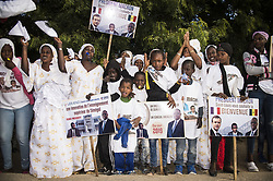 Atmosphere during the final day of President Emmanuel Macron and wife's visit to Senegal in Saint-Louis, on February 3, 2018l. Photo by Eliot Blondet/ABACAPRESS.COM