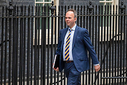 © Licensed to London News Pictures. 05/06/2018. London, UK. 10 Downing Street Chief of Staff Gavin Barwell arrives on Downing Street. Photo credit: Rob Pinney/LNP
