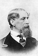 Charles Dickens (1812-70) British author.