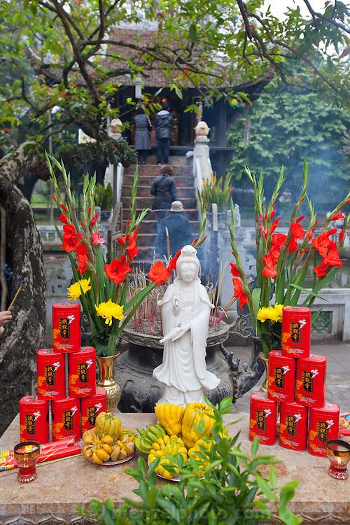 One pilar pagoda, Hanoi, Vietnam