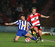 Doncaster Rovers v Sheffield Wednesday 081209