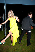 Donna air; Ewan McGregor; , The Summer party 2011 co-hosted by Burberry. The Summer pavilion designed by Peter Zumthor. Serpentine Gallery. Kensington Gardens. London. 28 June 2011. <br /> <br />  , -DO NOT ARCHIVE-© Copyright Photograph by Dafydd Jones. 248 Clapham Rd. London SW9 0PZ. Tel 0207 820 0771. www.dafjones.com.