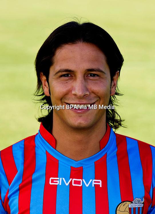 Marco Biagianti  ( Catana Calcio; )