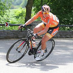 27-05-2016: Wielrennen: Boels Rental Classic: Valkenburg  <br /> VALKENBURG (NED) wielrennen  <br />Chantal Blaak
