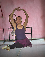 Ballet School in Old Havana. Image taken with a Leica T camera and 18-56 mm lens (ISO 1000, 46 mm, f/5.3, 1/125 sec).
