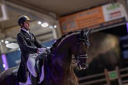 Missiaen Simon, BEL, Charlie<br /> Belgisch Kampioenschap Dressuur<br /> Azelhof - Lier 2020<br /> © Hippo Foto - Dirk Caremans<br /> 02/10/2020