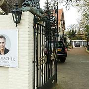 NLD/Wassenaar/20150422 - Woning Robert Schoemacher en partner Claudia van Zweden