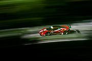 August 4-6, 2017: IMSA Weathertech Series at Road America. 63 Christina Nielsen, Alessandro Balzan, Scuderia Corsa, Ferrari 488 GT3