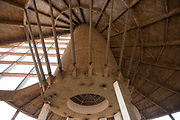 Juazeiro do Norte_CE, 15 de Setembro de 2012<br /> <br /> Na foto, detalhes da nova igreja no Horto<br /> <br /> Foto: LEO DRUMOND / NITRO
