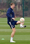 Tottenham Training 060313