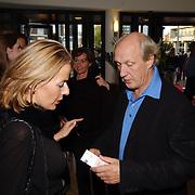 Premiere Alladin, Herman van Veen en vrouw