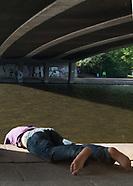 248 Richtig leben unter der Brücke