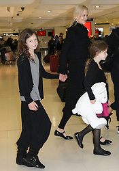 AU_1232630 - *PREMIUM-EXCLUSIVE* Sydney, AUSTRALIA  -  *EXCLUSIVE*  - Nicole Kidman, Sunday Rose, Faith Margaret Kidman and Keith Urban pictured leaving Sydney on Mother's Day.<br />