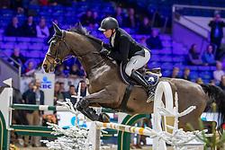 Van Olst Mike, BEL, Lavisto Star<br /> Jumping Mechelen 2019<br /> © Hippo Foto - Martin Tandt<br />  27/12/2019