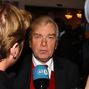 Laatste voorstelling Ramses Shaffy en Liesbeth List, Henk van der Meyden