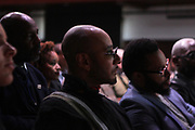 CAMBRIDGE, MASSACHUSETTS-APRI 26: Producer Kazeem Dean aka Swizz Beatz attends the 209 Inaugural Vison & Justice, A Convening' organized by the Radcliffe Institute, The Hutchins Center and the Ford Foundation curated by Sarah E. Lewis, Ph.D, Harvard University held at the Radcliffe Center on April 25, 2019 in Cambridge, Massachusetts  (Photo by Terrence Jennings/terrencejennings.com)