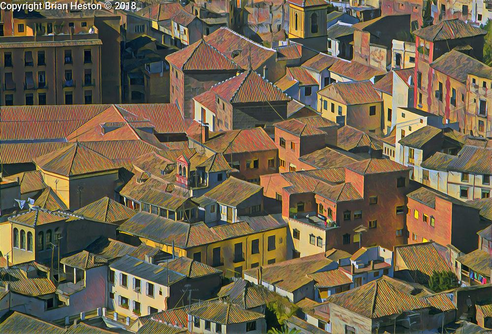 Granada Spain 1990