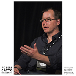 David Court at the Spada Conference 06 at the Hyatt Regency Hotel, Auckland, New Zealand.<br />