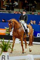 AMSTERDAM - Jumping Amsterdam 2009, Amsterdam, RAI Holland Complex<br /> <br /> <br /> Grand Prix de Dressage<br /> <br /> 23. January 2009<br /> © www.sportfotos-lafrentz.de/Stefan Lafrentz