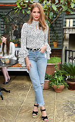 Millie Mackintosh at The Ivy Chelsea Garden's Annual Summer Garden Party, The Ivy Chelsea Garden, 197 King's Road, London England. 9 May 2017.<br /> Photo by Dominic O'Neill/SilverHub 0203 174 1069 sales@silverhubmedia.com