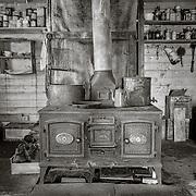 Shackleton's Hut #3, Cape Royds, Antarctica